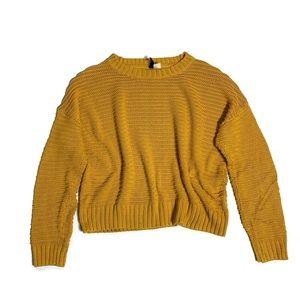 H&M waist length sweater jumper